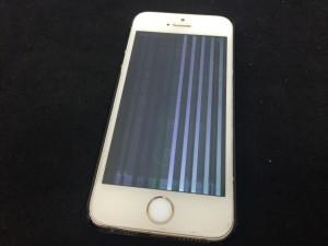 iphone5S 液晶 割れ