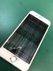 東葛西のからiPhone6sの液晶画面修理 画像