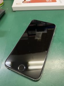 iPhoneガラスコーティング